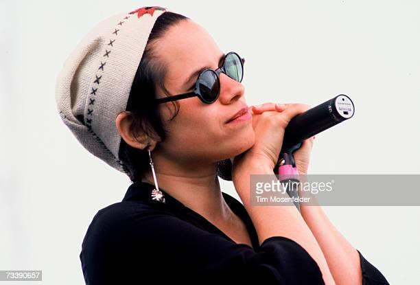 Natalie Merchant and 10000 Maniacs perform at Laguna Seca Daze on May 30 1993 in Laguna Seca California