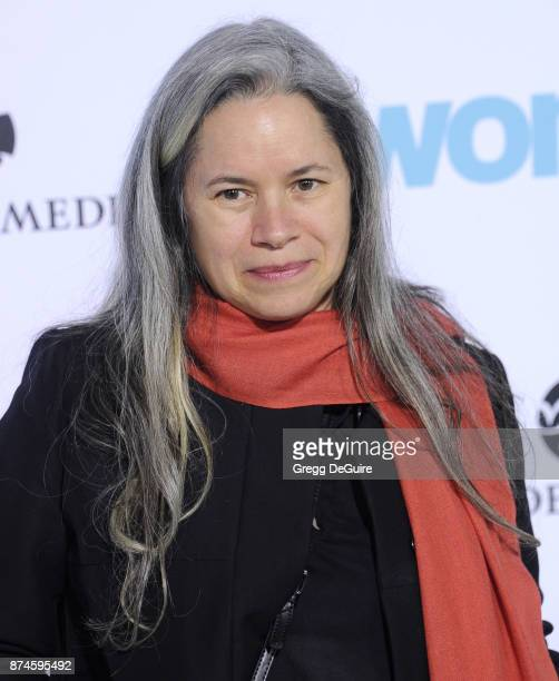 Natalie Merchant arrives at the premiere of Lionsgate's Wonder at Regency Village Theatre on November 14 2017 in Westwood California