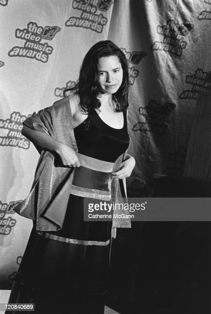 Natalie Merchant at the 12th Annual MTV Video Music Awards on September 7 1995 at Radio City Music Hall in New York City New York