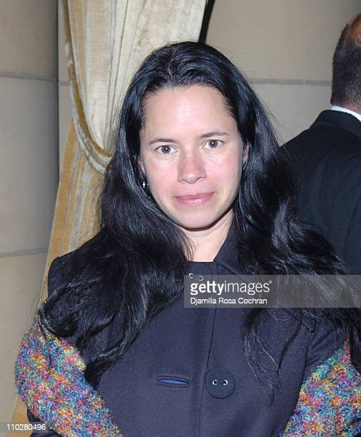 Natalie Merchant during 2005 Princess Grace Awards at Ciprianis at 42nd St in New York City New York United States