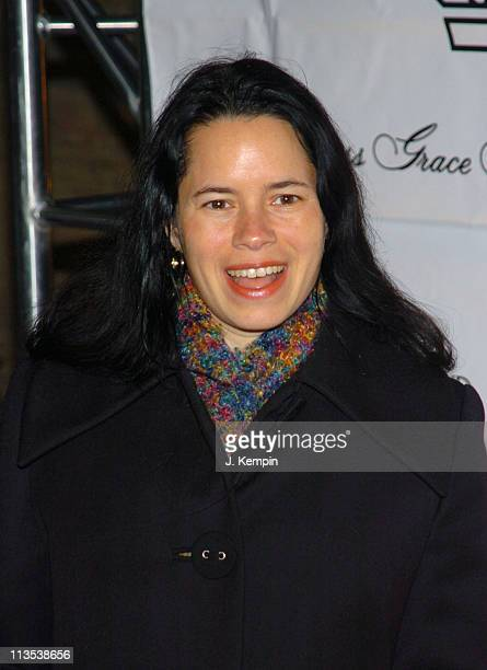 Natalie Merchant during The 2005 Princess Grace Awards at Cipriani 42nd Street in New York City New York United States
