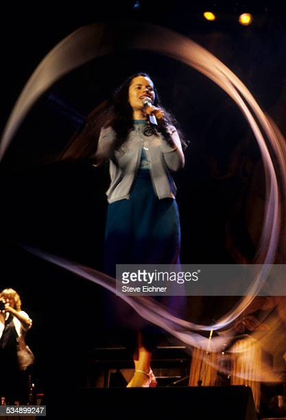 Natalie Merchant of 10000 Maniacs at Lilith Fair Concert at Jones Beach Wantagh New York July 16 1998