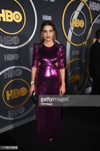 Natalie Morales attends HBO's Official 2019 Emmy After Party on September 22 2019 in Los Angeles California