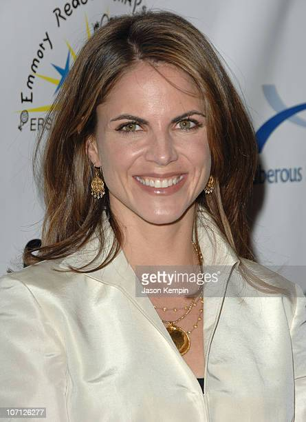 Natalie Morales during Giant Steps To The Cure Gala hosted by the Tuberous Sclerosis Alliance April 12 2007 at Chelsea Piers Pier Sixty in New York...