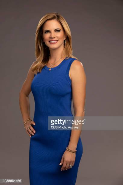 Natalie Morales, host of the CBS daytime series The Talk, scheduled to air on the CBS Television Network.