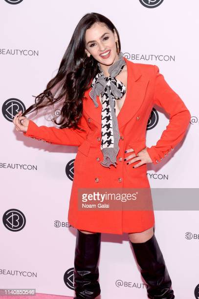 Natalie Negrotti attends Beautycon Festival New York 2019 at Jacob Javits Center on April 06 2019 in New York City