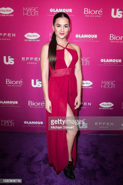 Natalie Negrotti attends the 2018 US Weekly Most Stylish New Yorkers at Magic Hour Rooftop Bar Lounge on September 12 2018 in New York City