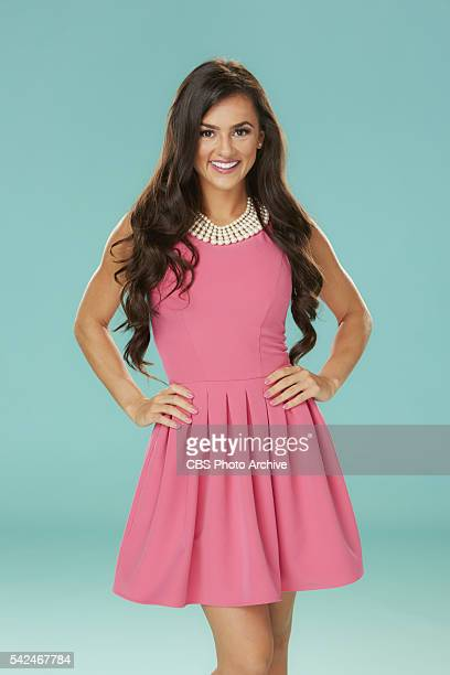 Natalie Negrotti of the CBS series BIG BROTHER scheduled to air on the CBS Television Network