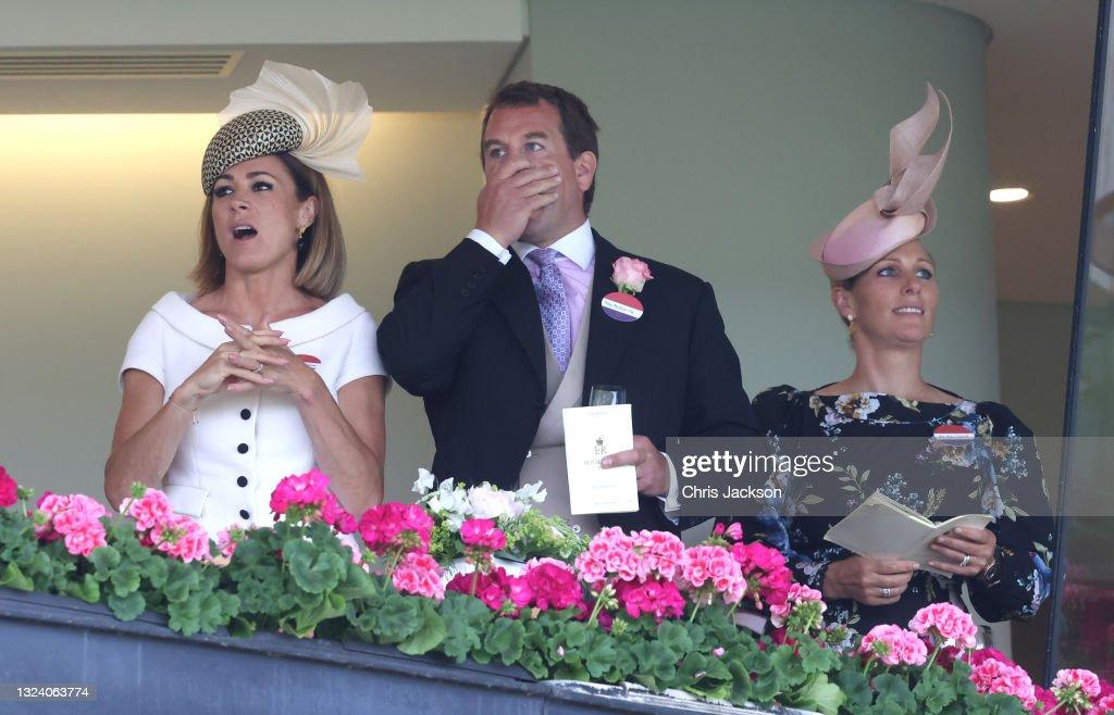 2021 Royal Ascot - Day Three : News Photo