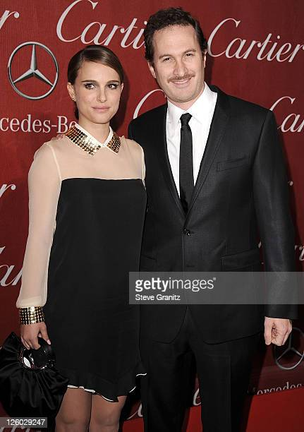 Natalie Portman and Darren Aronofsky attends the 22nd Annual Palm Springs International Film Festival Awards Gala at Palm Springs Convention Center...