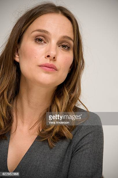 Natalie Portman at the Jackie Press Conference at the Four Seasons Hotel on November 11 2016 in Beverly Hills California