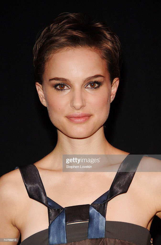 Natalie Portman at the The Rose Theatre - Frederick P. Rose Hall in New York City, New York