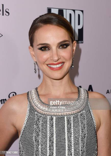 Natalie Portman attends LA Dance Project's 2019 Fundraising Gala on October 19 2019 in Los Angeles California