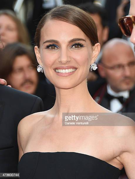 Natalie Portman attends the 'A Tale Of Love And Darkness' Premiere during the 68th annual Cannes Film Festival on May 16 2015 in Cannes France