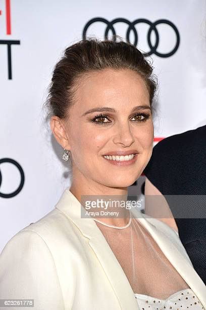 Natalie Portman attends the AFI FEST 2016 Presented By Audi Centerpiece Gala Screening Of Fox Searchlight Pictures's 'Jackie' at TCL Chinese Theatre...
