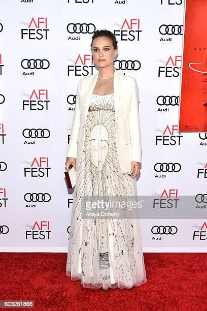1a52cfb57b22b Natalie Portman attends the AFI FEST 2016 Presented By Audi Centerpiece  Gala Screening Of Fox Searchlight