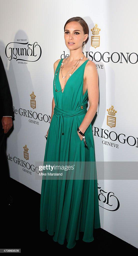 De Grisogono Divine In Cannes Dinner Party : News Photo