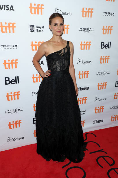 """CAN: 2019 Toronto International Film Festival - """"Lucy In The Sky"""" Premiere - Arrivals"""