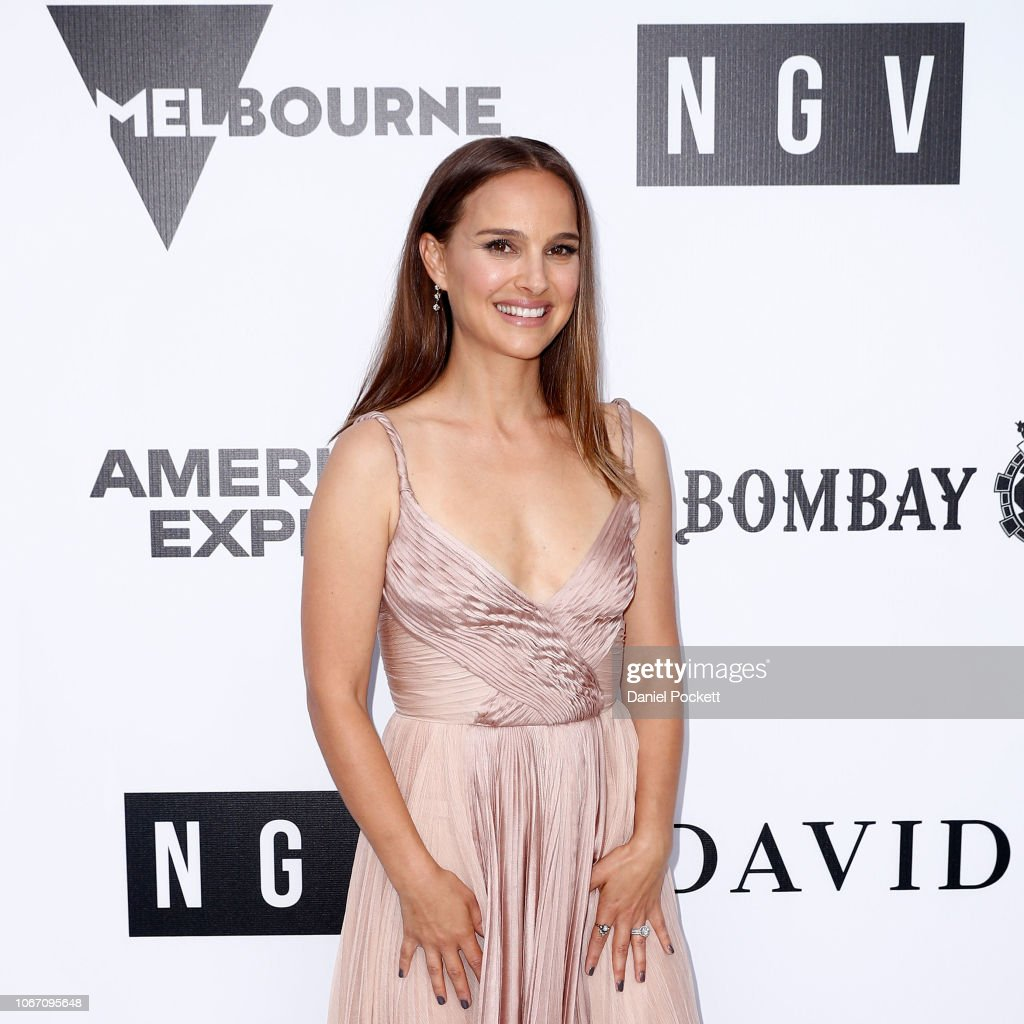 NGV Gala 2018 - Arrivals : News Photo