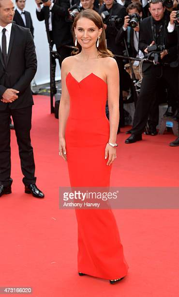 Natalie Portman attends the opening ceremony and La Tete Haute premiere during the 68th annual Cannes Film Festival on May 13 2015 in Cannes France