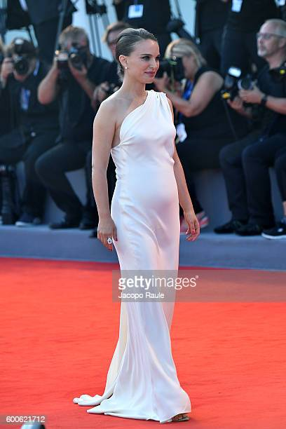 Natalie Portman attends the premiere of 'Planetarium' during the 73rd Venice Film Festival a Sala Grande on September 8 2016 in Venice Italy