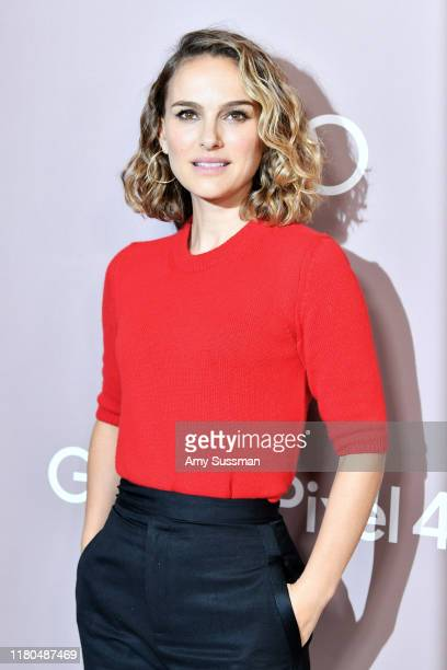 Natalie Portman attends Variety's 2019 Power of Women: Los Angeles presented by Lifetime at the Beverly Wilshire Four Seasons Hotel on October 11,...