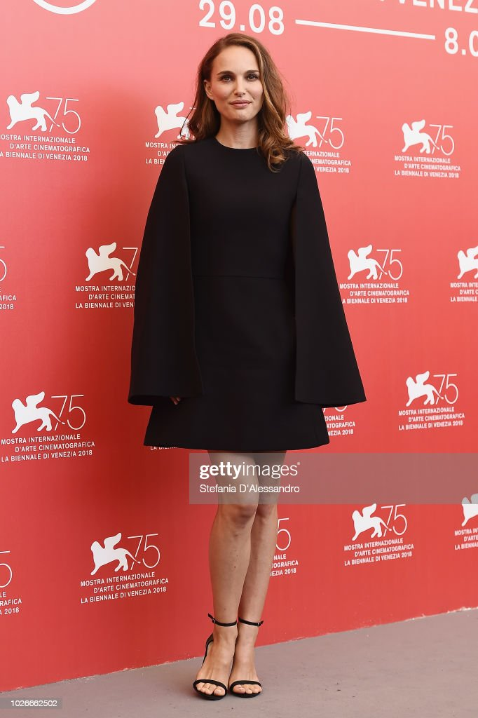 Vox Lux Photocall - 75th Venice Film Festival