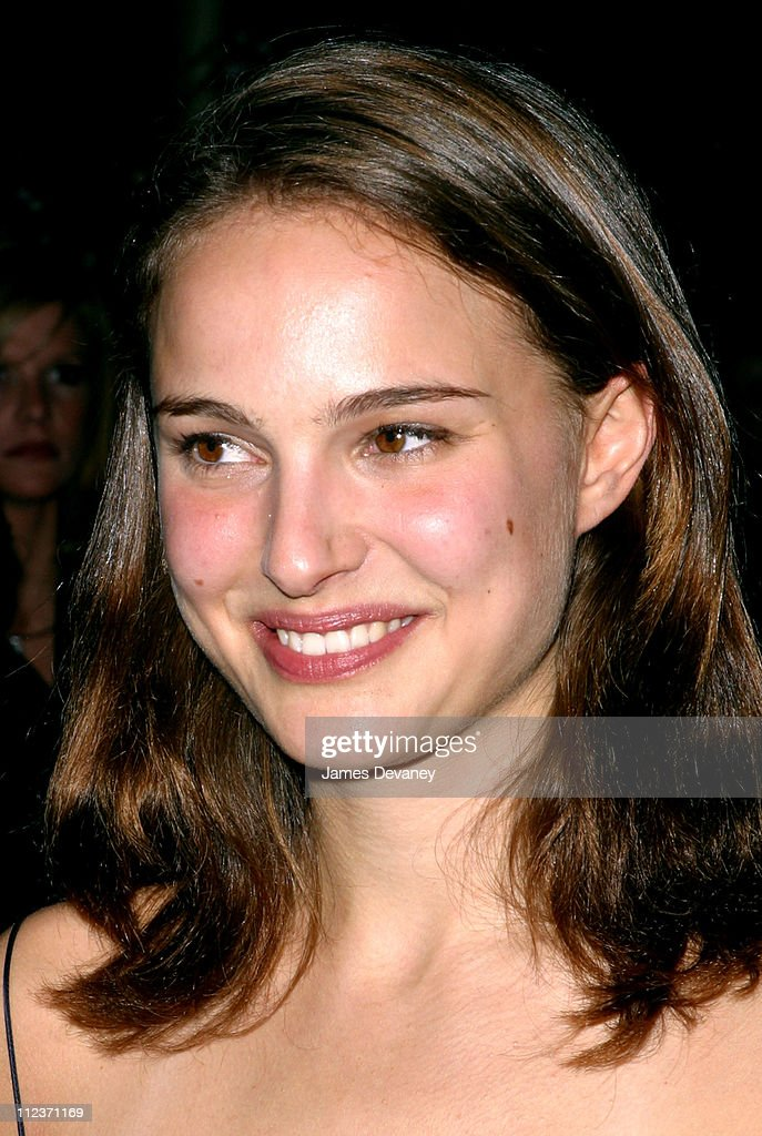 Natalie Portman during Second Annual International Neuroscience Foundation Benefit at Capitale in New York City, New York, United States.