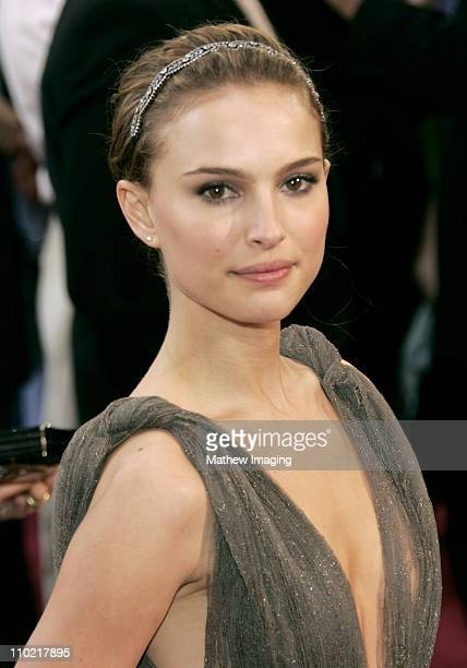 Natalie Portman nominee Best Actress in a Supporting Role for 'Closer'