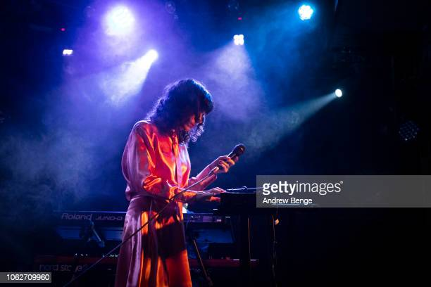 Natalie Prass Performs at Brudenell Social Club on November 02 2018 in Leeds England