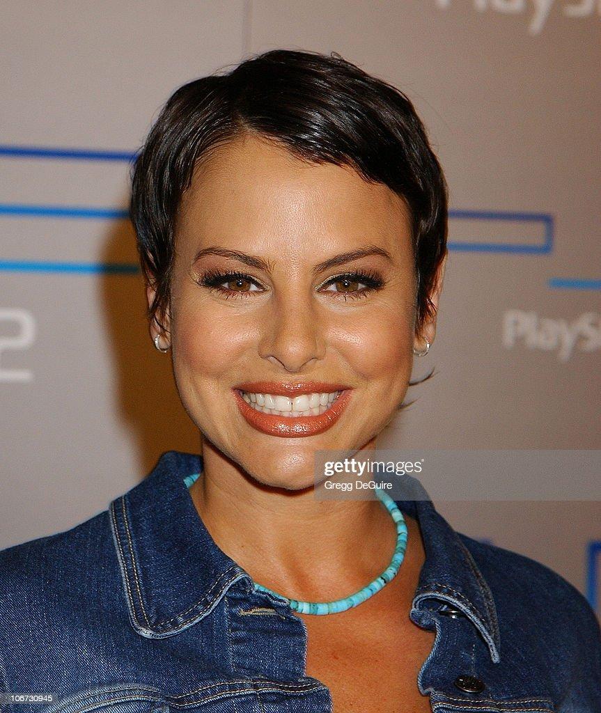 Natalie Raitano during Playstation 2 'Playa Del Playstation' Party at Viceroy Hotel in Santa Monica, California, United States.