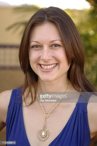 Natalie Sanderson director of Lost Souls during 22nd Annual Santa Barbara International Film Festival Filmmakers Breakfast at Hotel Andalucia in...