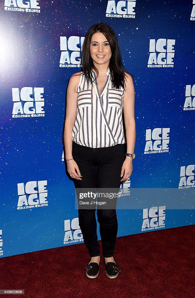 Ice Age: Collision Course Gala Screening - VIP Arrivals : Foto jornalística