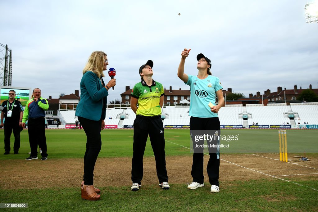 Women's Kia Super League - Surrey Stars v Western Storm