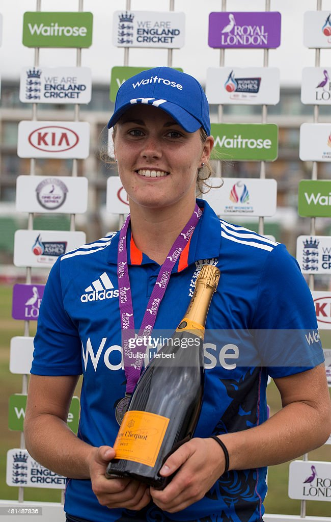England Women v Australia Women: Women's Ashes Series - 1st Royal London ODI