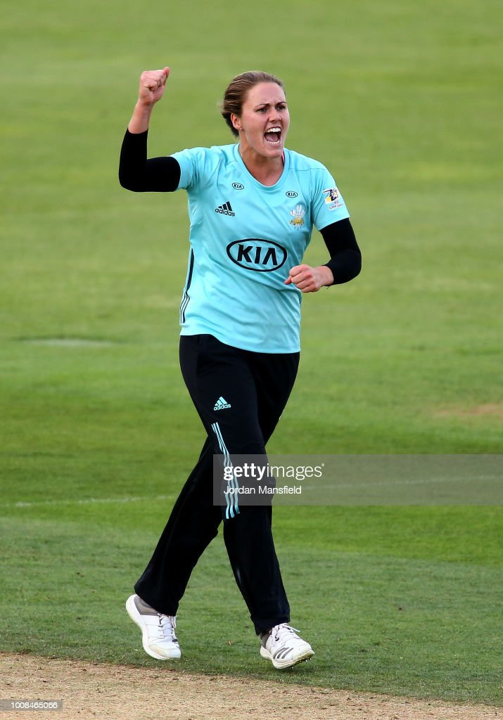 Surrey Stars vs Lancashire Thunder  - Kia Super League