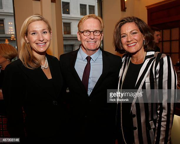 Natalie Turvey Canadian Journalism Foundation Robert Fife and Lisa LaFlamme both of CTV Canadian News Hall of Fame annual induction ceremony and...