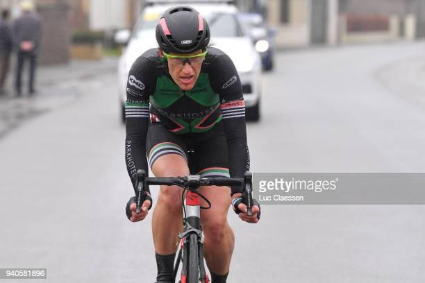 Natalie Van Gogh of The Netherlands and Parkhotel Valkenburg Cycling Team / during the 15th Tour of Flanders 2018 - Ronde Van Vlaanderen a 150,9km...