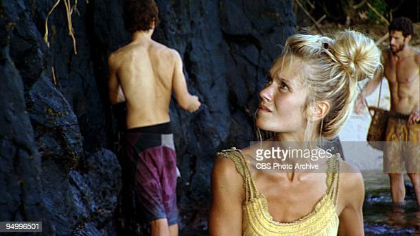 Natalie White during the final episode of SURVIVOR SAMOA Sunday Dec 20 on the CBS Television Network