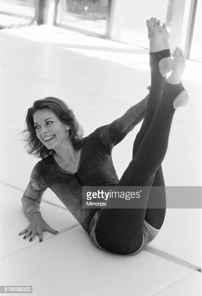 Natalie Wood american actress at The Golden Door a luxury keep fit spa in San Marcos California USA 3rd October 1978