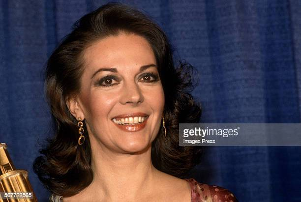 Natalie Wood circa 1980 in Los Angeles California