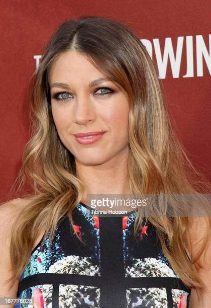 Natalie Zea attends FOX's 'The Following' special screening & Q&A at Leonard H. Goldenson Theatre on April 29, 2013 in North Hollywood, California.