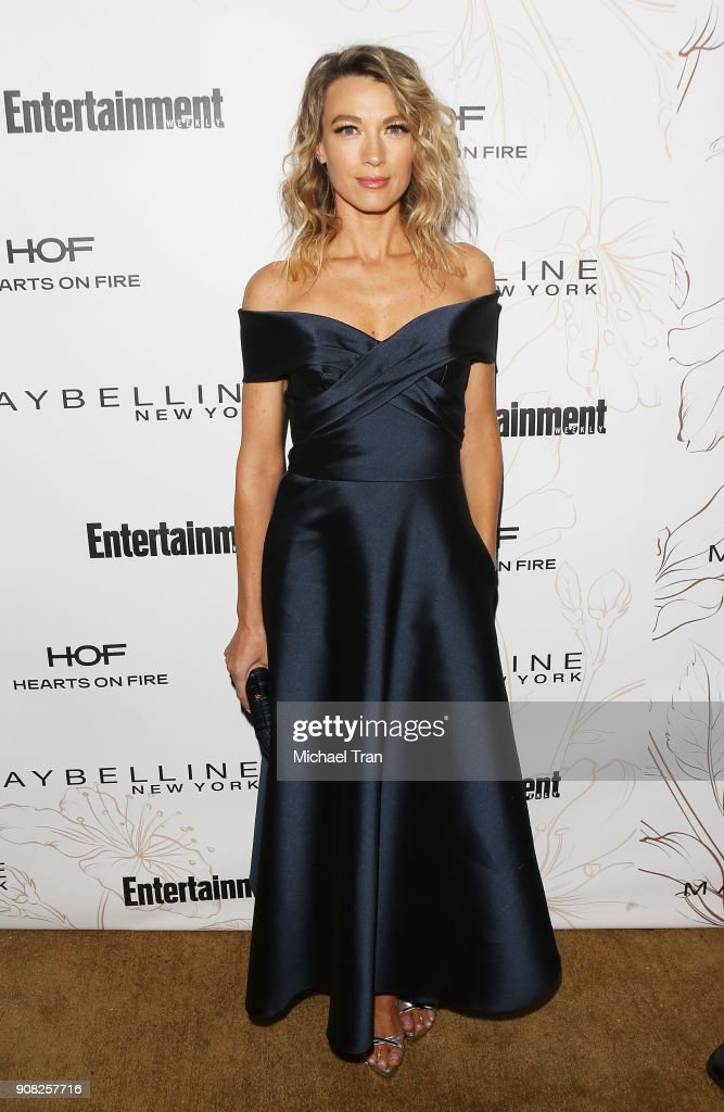 Entertainment Weekly Hosts Celebration Honoring Nominees For The Screen Actors Guild Awards - Arrivals : News Photo