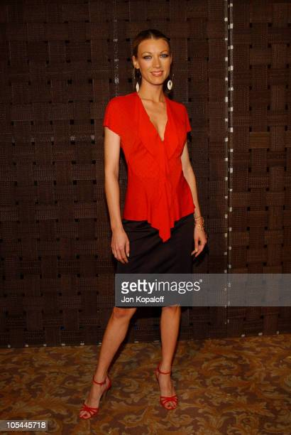 Natalie Zea during In Style Magazine and the DIC Host Luncheon to Celebrate the 2005 Awards Season at Beverly Hills Hotel in Beverly Hills California...
