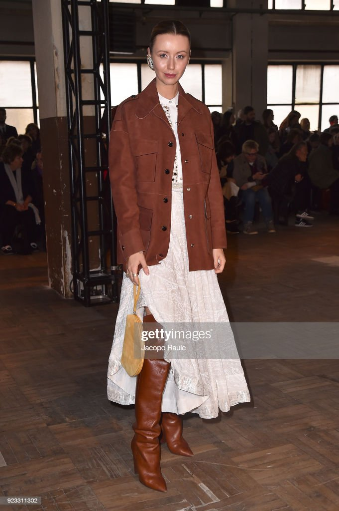 Antonio Marras - Front Row - Milan Fashion Week Fall/Winter 2018/19