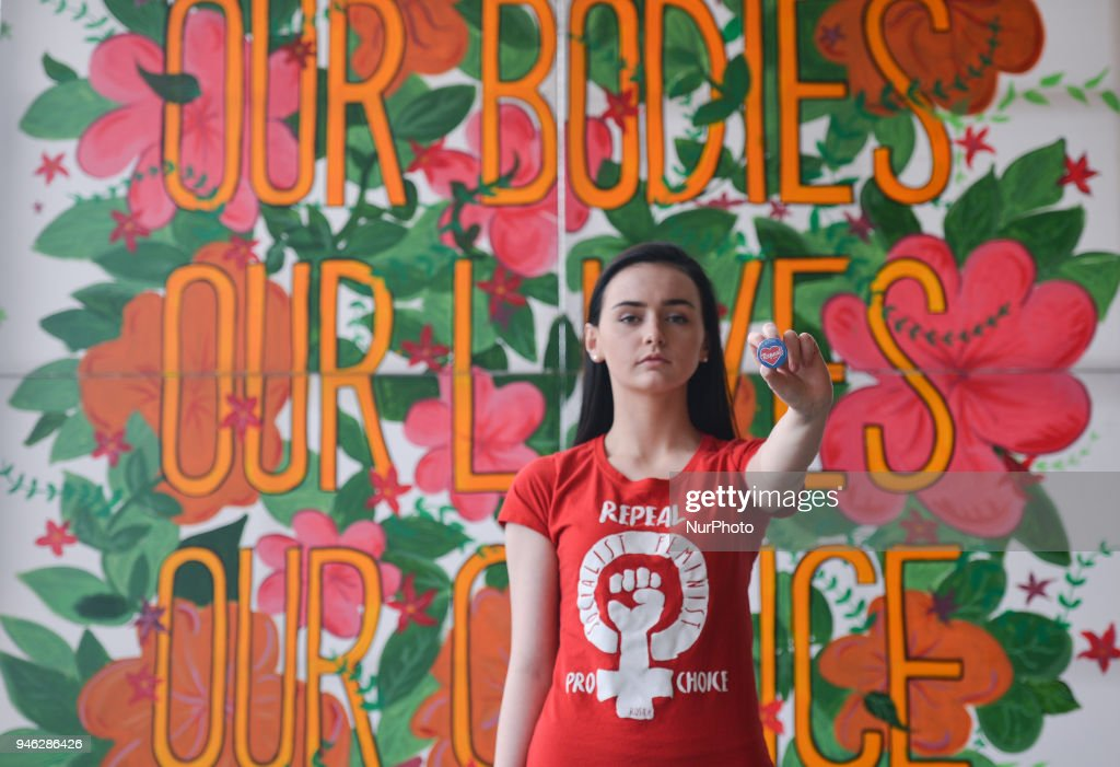 Rally for Equality, Freedom and Choice In Dublin : News Photo