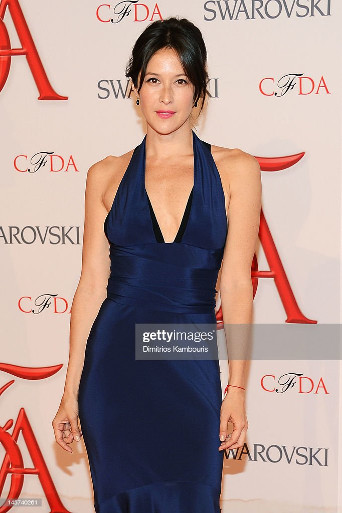 2012 CFDA Fashion Awards - Arrivals : News Photo