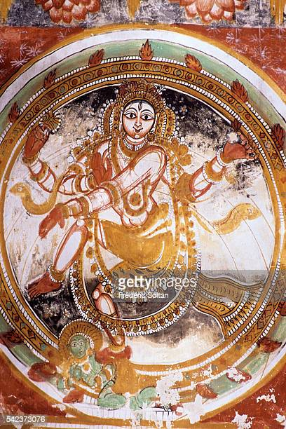 Natara the God of Dance is the dancing posture of Shiva This avatar is the main deity in the famous temple at Chidambaram