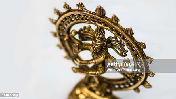 Nataraja figurine made of bronze