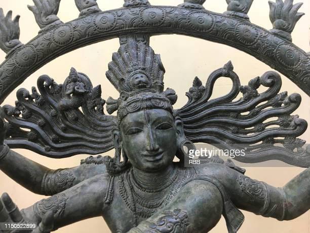 nataraja - hinduism stock pictures, royalty-free photos & images